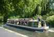 The Jenny Wren, traditional narrowboat
